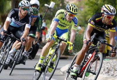 Vuelta: la decima è di Kristian Sbaragli