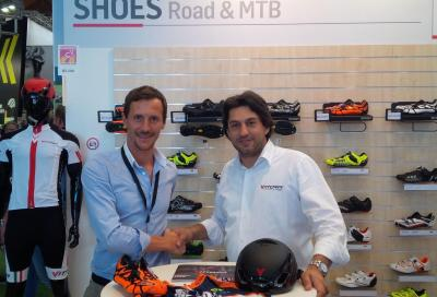 Il rinnovo con Vittoria Cycling Shoes & Helmets