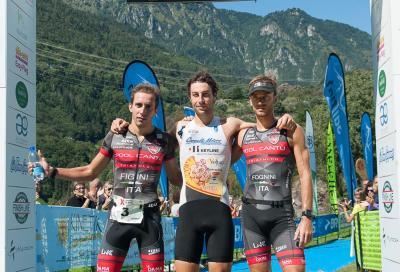 Sventola il tricolore al Triathlon Off Road Lago Moro