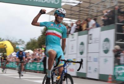 La Coppa Bernocchi è di Nibali