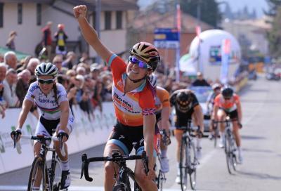Il ciclismo femminile fa un balzo in avanti