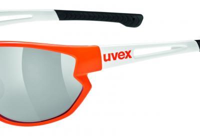 Uvex, occhiali a cristalli liquidi e casco enduro