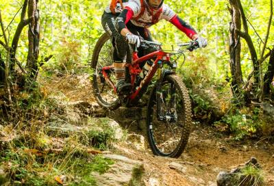 Moseley regina delle Enduro World Series