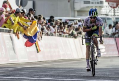 Abu Dhabi Tour: Chaves in testa