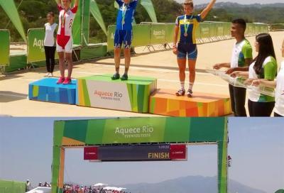 Lechner vince nel test event di Rio