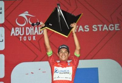 Chaves si aggiudica l'Abu Dhabi Tour