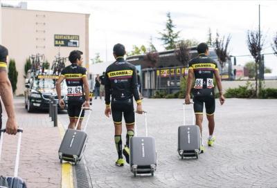 Il Team Colombia-Coldeportes esce dal gruppo