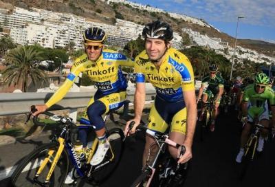 Saxo Bank non rinnova l'accordo con Tinkoff Sport