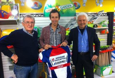 Androni Sidermec: rinnovo per Pellizotti