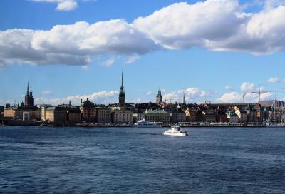 Stoccolma da pedalare