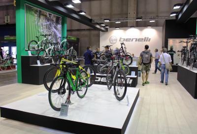 Benelli: le e-bike Adorea e Clelia