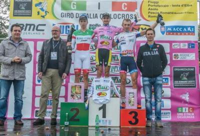 Giro d'Italia di ciclocross: il responso di Fiuggi