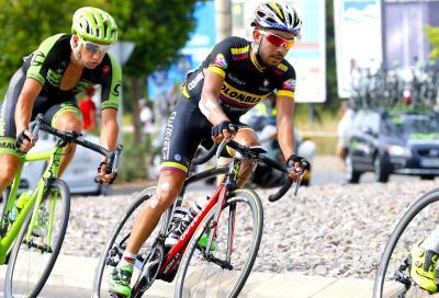 Rodolfo Torres con l'Androni–Sidermec