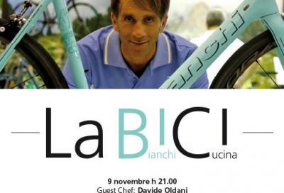 Sport e alta cucina con Bianchi e Davide Oldani