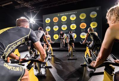 La nuova Group Cycle Connect di Technogym