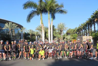 Il primo Triathlon camp di Pinarello Travel