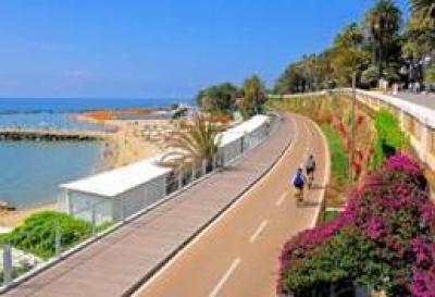 In Liguria si pedala tutto l'anno