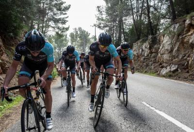 One Pro Cycling ha scelto Verve Cycling