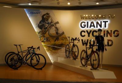 Alla scoperta del colosso Giant