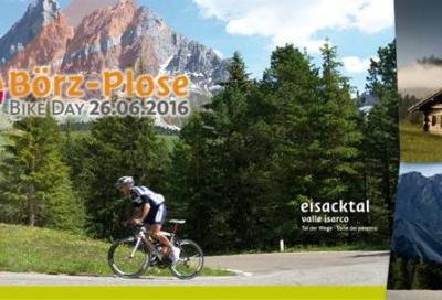 Che festa il il Börz-Plose Bike Day