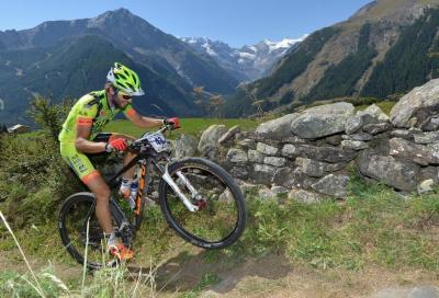 Pedalare in Valle d'Aosta