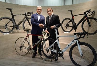 Colnago nel World Tour