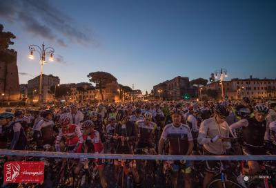 Oltre 5.200 alla Granfondo Campagnolo Roma
