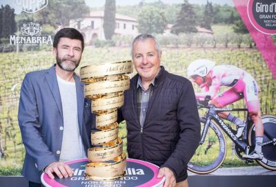 Gf Giro d'Italia Irlanda del Nord, numeri da record