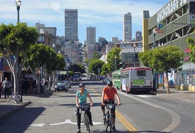 Sognando la California: San Francisco