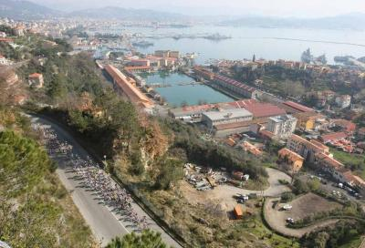 Tutto pronto per la Granfondo Città della Spezia