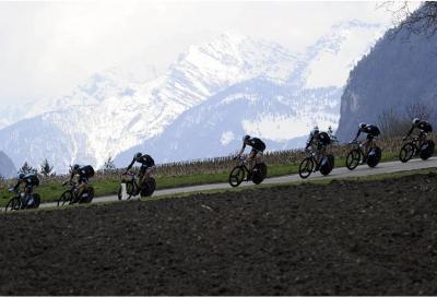 Il Giro del Trentino cambia nome e confini. Si parte lunedì 17