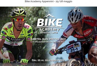 Dall'Academy al reality: 4 giorni a tutta bici