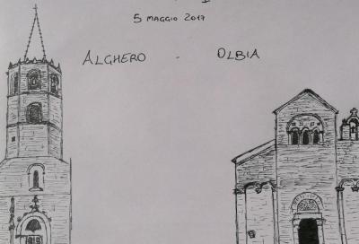 Al via il Giro. Si parte da Alghero