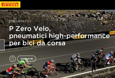 Pirelli torna al ciclismo