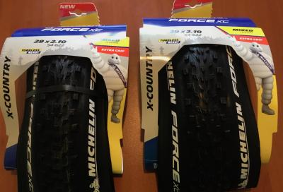 Michelin Force XC: il test