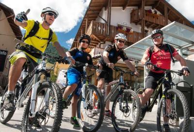 Pezzo, Ballan e Suding guide d'eccezione ai Bike Days