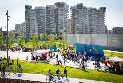 A settembre Milano si trasforma in un grande playground