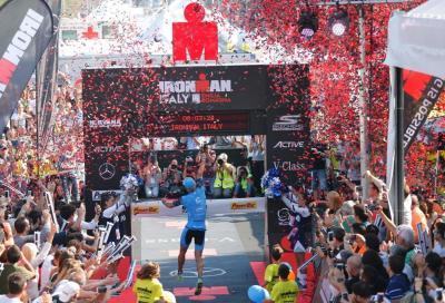Dreitz trionfa nel primo Ironman italiano