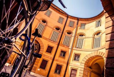 A Ferrara il Ciclista è Lento