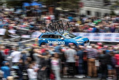 Shimano farà assistenza tecnica neutrale al Giro 2018