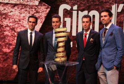 Il Giro d'Italia 2018 al via da Gerusalemme. Presente Chris Froome