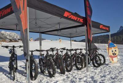 A Sappada un inverno di sci e... bici
