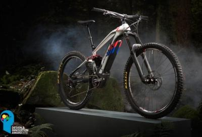 Una bici stile moto cross. E Fantic vince il Design & Innovation Award