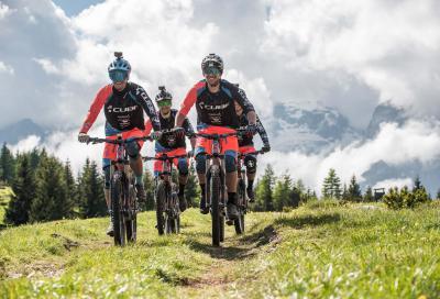 Molveno inaugura la stagione della Dolomiti Paganella Bike Area