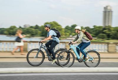 Bosch in favore di una dorsale cicloturistica lungo il Po