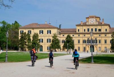 Scoprire Parma pedalando