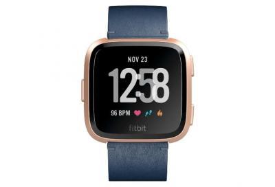 "Fitbit lancia Versa, smartwatch dalla batteria ""inesauribile"""