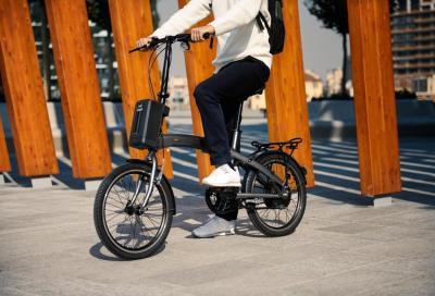 eBfolding, la bici elettrica con una piega diversa