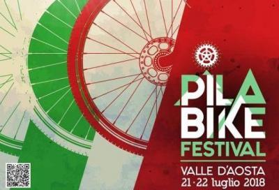 La Valle d'Aosta festeggia le mountain bike con il primo Pila Bike Festival
