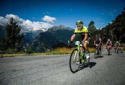La MontBlanc Granfondo supera i mille iscritti